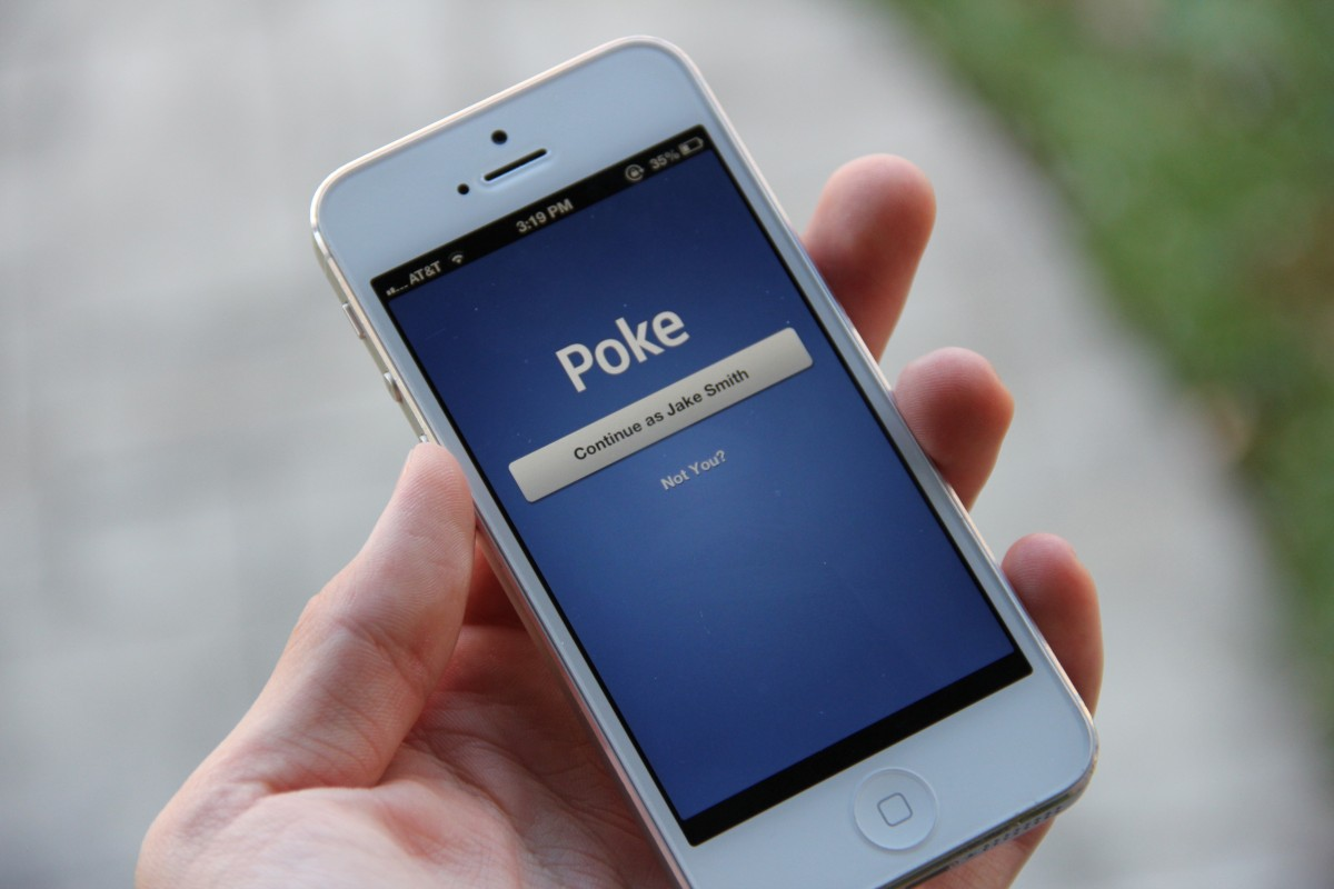 Poke loses to Snapchat - it could have won, easily