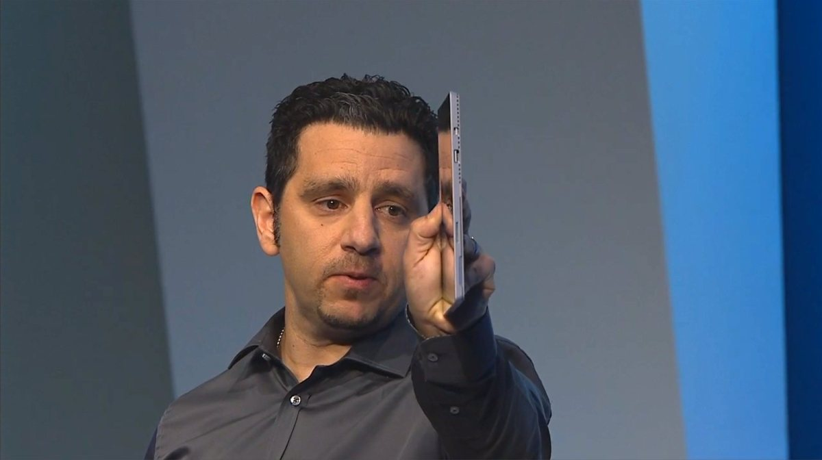 Hey Panos, here's how your keynote could have been better