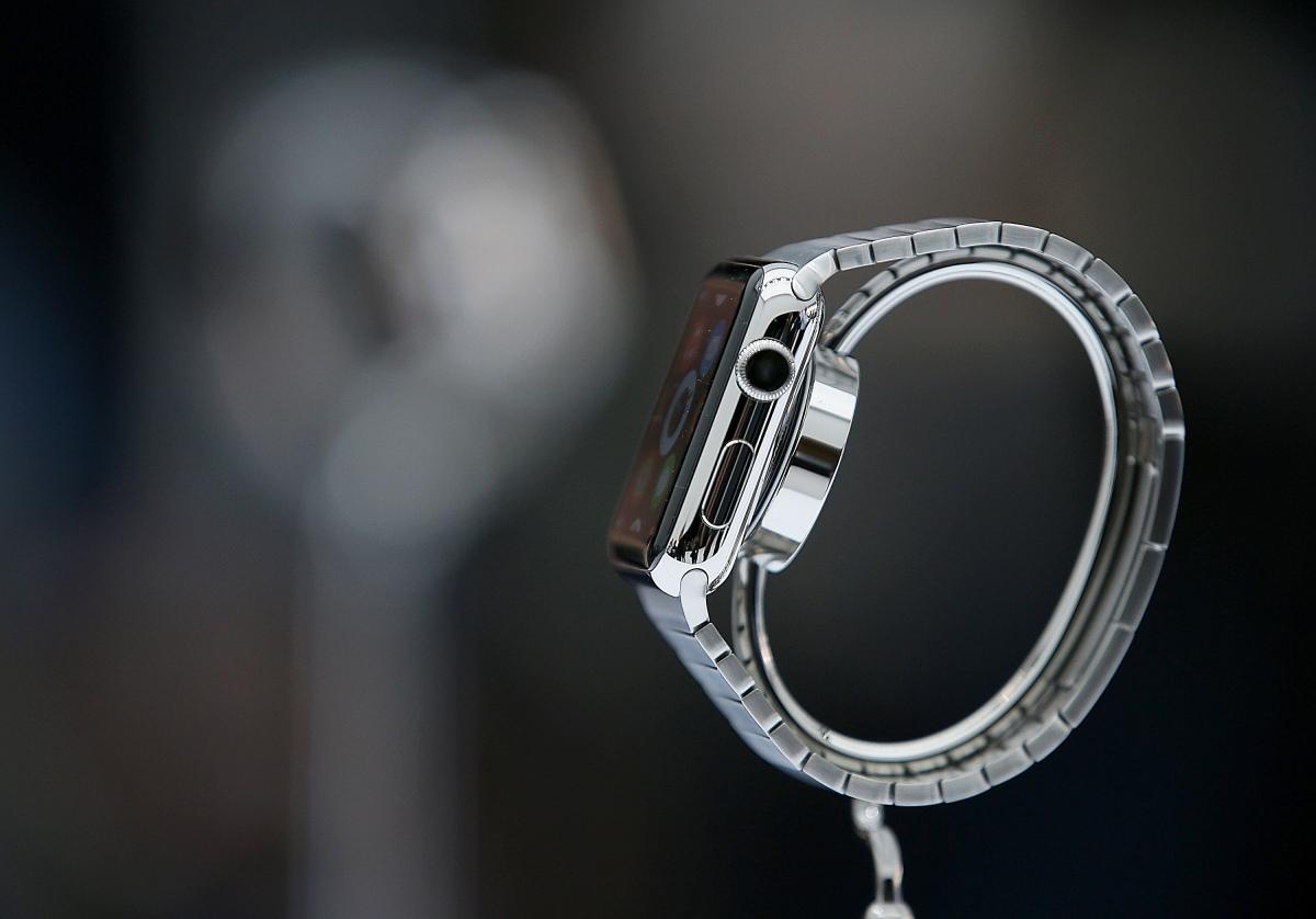 Under Steve's watch: One button